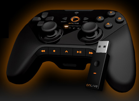 OnLive Universal Controller to support Google Nexus 7 soon