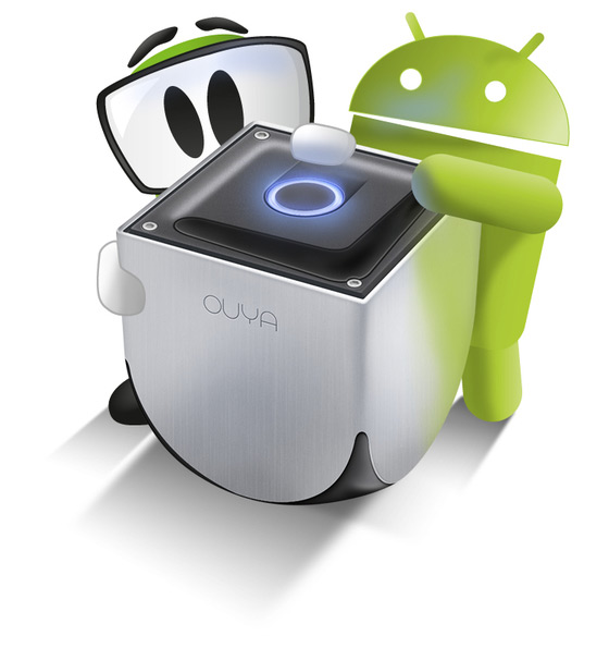 OUYA and Android