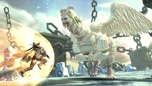 Soul Sacrifice screenshots (Keiji Inafune, Sony, PS, Vita)