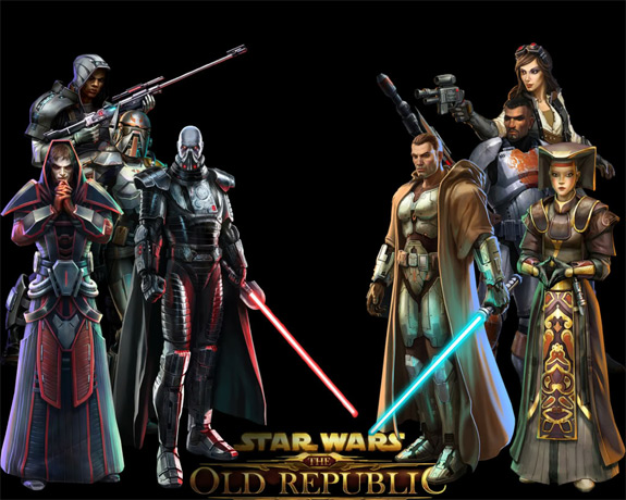 Star Wars: The Old Republic may be going free-to-play (BioWare, EA)