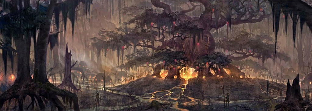 The Elder Scrolls Online concept art (PC, Mac, ZeniMax, Bethesda)