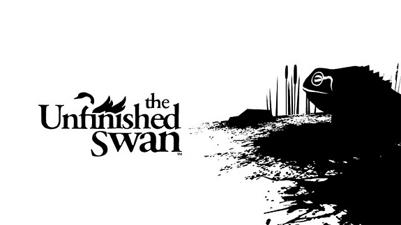 The Unfinished Swan from Sony Santa Monica Studio and Giant Sparrow for PS3 on PSN