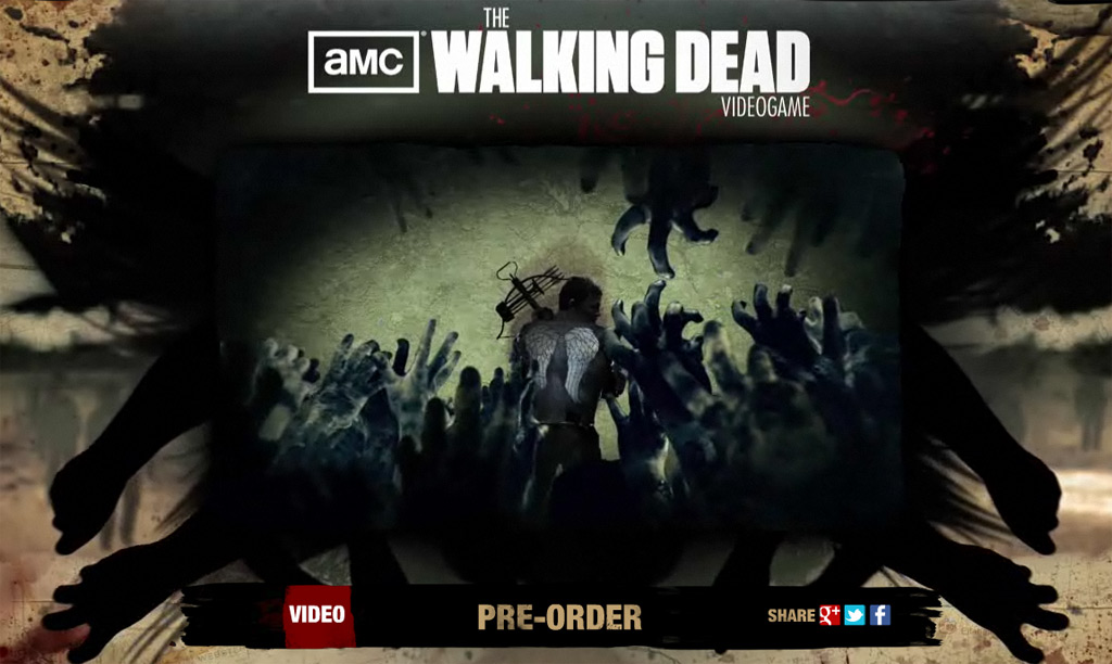 The Walking Dead Videogame from Activision and Terminal Reality (PC, PS3, Xbox, 360)