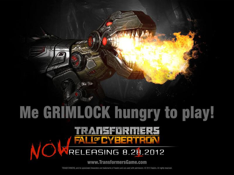 Transformers: Fall of Cybertron release date (Activision, High Moon Studios, FOC)