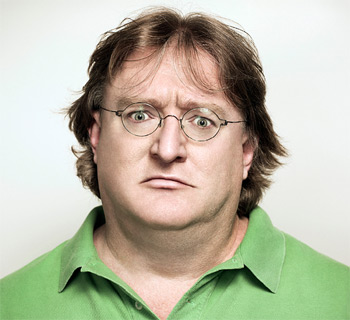 Valve's Gabe Newell talks shop at Casual Connect (Windows 8, Steam)