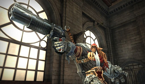 Shooting Games For Xbox 360 : Game news darksiders developer vigil games is hiring for
