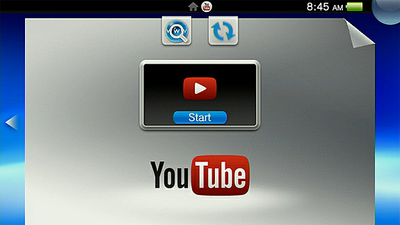 YouTube app now available on PS Vita (Sony, PlayStation)