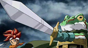 Top 10 Big Freakin' Swords in Video Games - Masamune, Chrono Trigger (SNES)