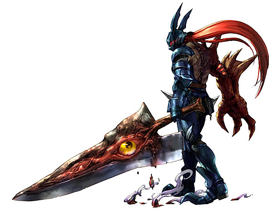 Top 10 Big Freakin' Swords in Video Games - Soul Edge, Soul Calibur (PS2, GameCube, Xbox 360, PS3, Arcade)