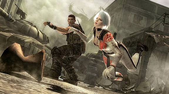 Top 10 Greatest Backstabbers in Video Games - Christie, Dead or Alive (Xbox 360 / 3DS)