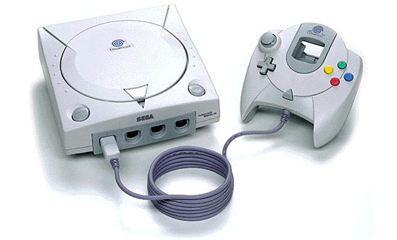 Six Games and Consoles that Were Ahead of their Time - SEGA Dreamcast