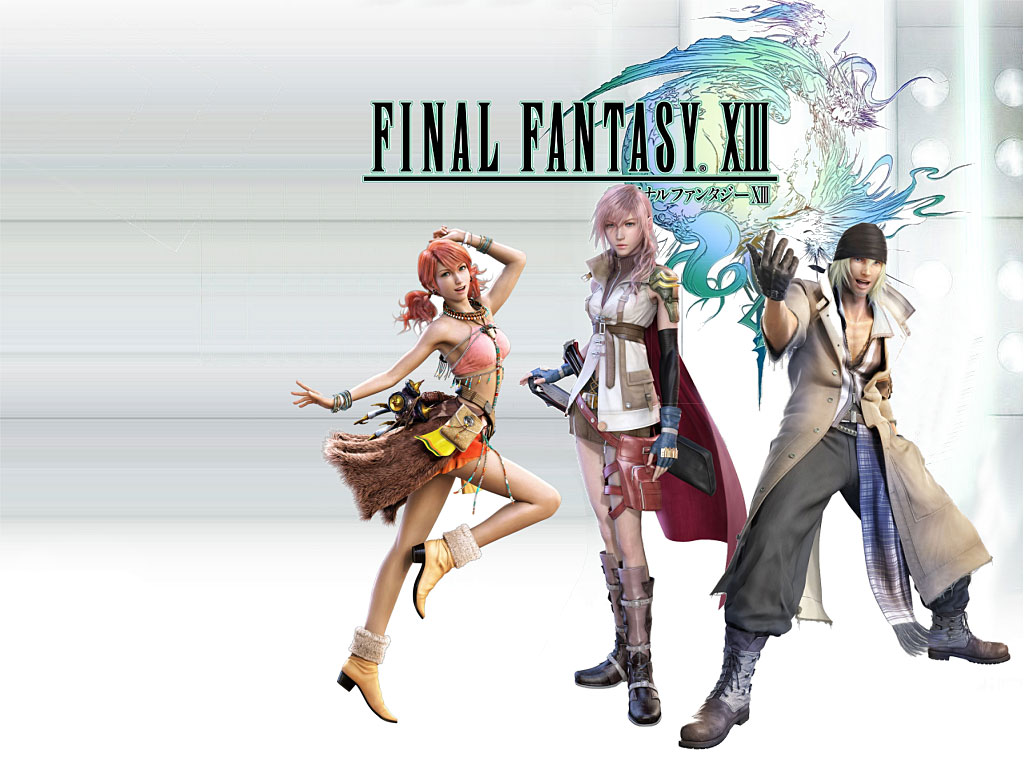 Ten Ways Final Fantasy XIII Could Have Been the Best Final Fantasy Ever: Disc 2