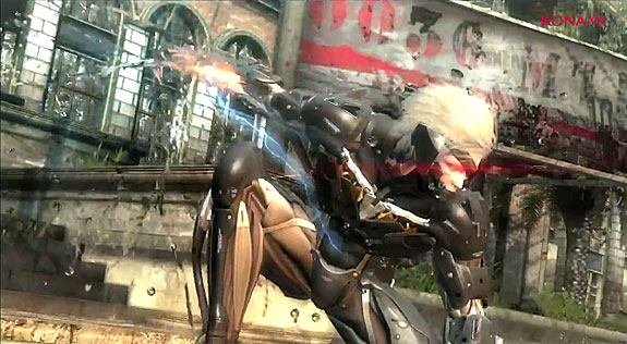 Konami Pre-E3 Press Conference: Metal Gear Solid: Revengeance