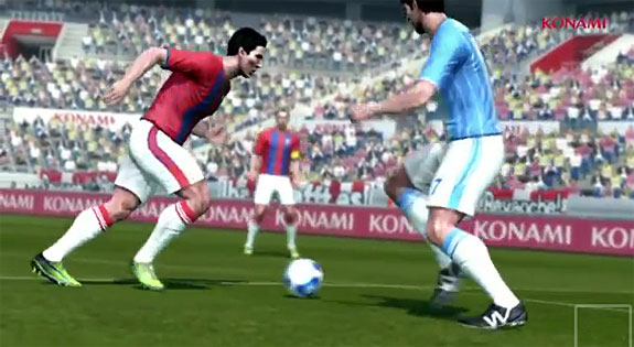 Konami Pre-E3 Press Conference: PES 2013