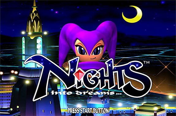 Five Games that Honestly didn't Need Sequels - NiGHTS: Into DREAM