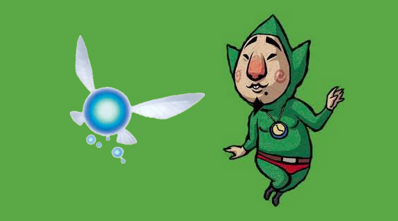 Top 5 Most Irritating Video Game Sidekicks - Navi / Tingle (Legend of Zelda: Ocarina of Time / Majora's Mask)