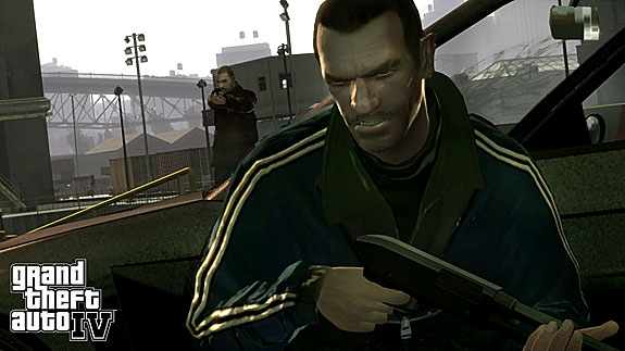Top 10 Jerkiest Heroes of Gaming - Niko Bellic