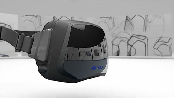 Six Awesome Video Game Projects on Kickstarter - The Oculus RIFT