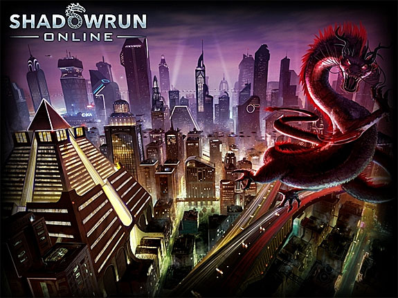 Six Awesome Video Game Projects on Kickstarter - Shadowrun Online