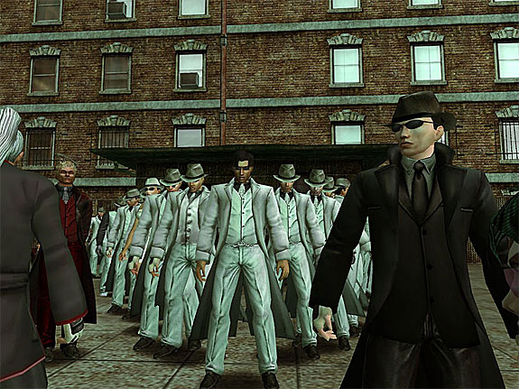 Six Death but Memorable MMOs - The Matrix Online