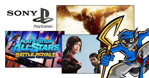 What We Expect from Sony at E3 2012 (God of War: Ascension, The Last of Us, The Last Guardian, Vita titles...)