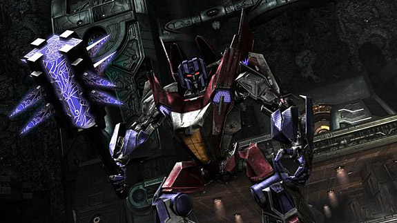 Top 10 Greatest Backstabbers in Video Games - Starscream: Transformers: War for Cybertron (PS3 / Xbox 360)