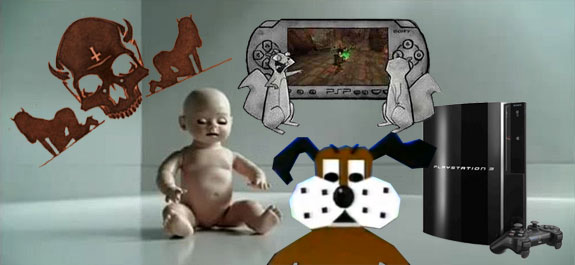 Top 10 Most Deranged Video Game Advertisements (Videos Included!)