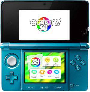 Top 10 3DS eShop Games (So Far) - Colors! 3D