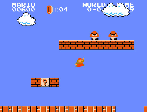 Top 10 3DS eShop Games (So Far) - Super Mario Bros.