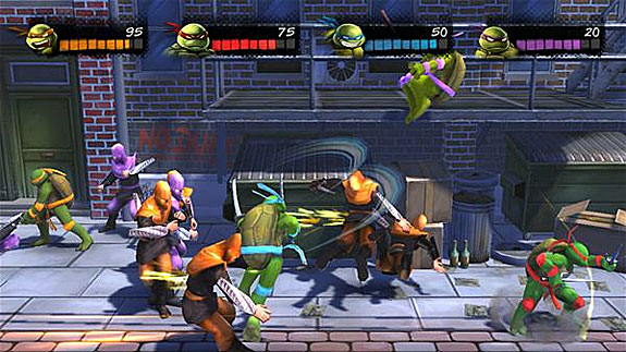 Top 5 Most Disappointing Video Games... of All Time? - TMNT: Turtles in Time Re-Shelled