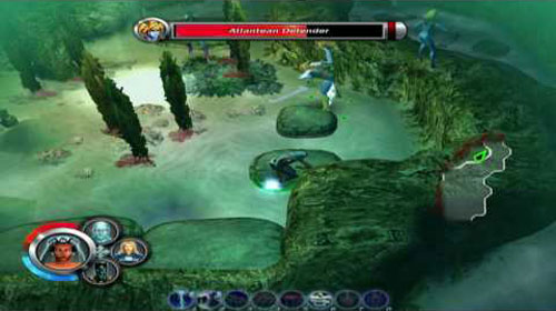 Top 10 Underwater Video Game Levels - Atlantis, Marvel: Ultimate Alliance