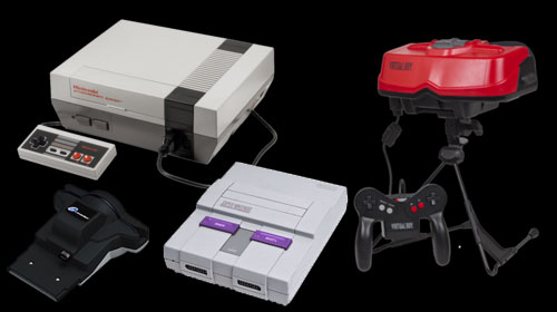 Why the Nintendo Wii U Won't Fail - NES, SNES, Virtual Boy, GBA E-Reader