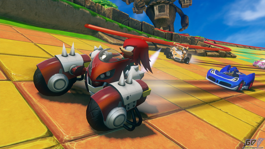 Sonic and All-Stars Racing Transformed Review Screenshots (PC, Xbox 360, PS3)