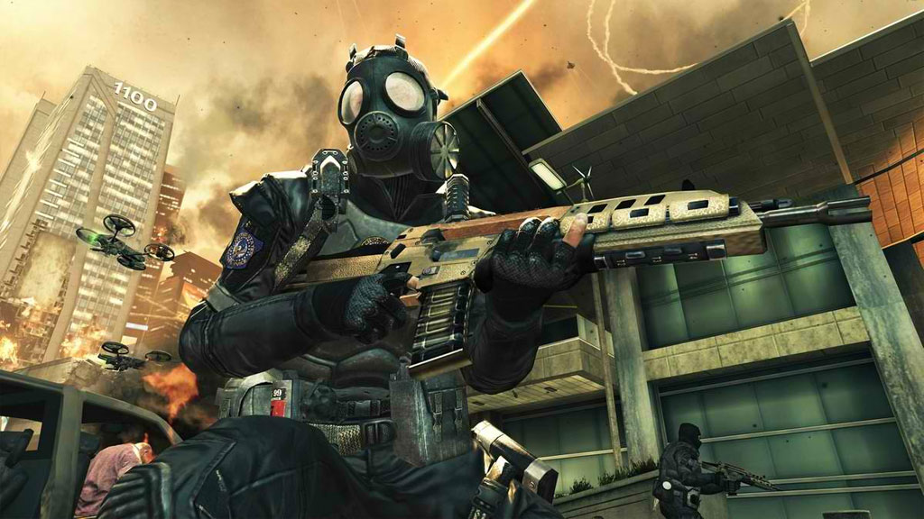 Call of Duty: Black Ops II E3 2012 preview (Treyarch, Activision)