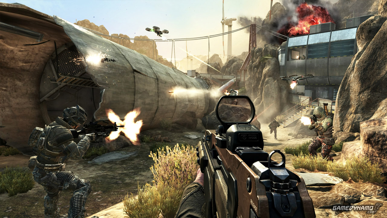Report: Call of Duty: Black Ops II's first-year sales could be down 15%