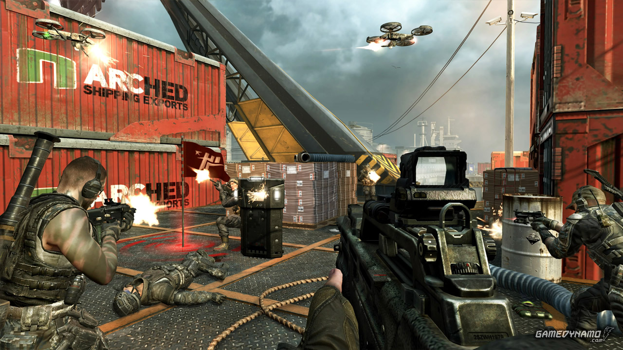 Call of Duty: Black Ops II Review Screenshots (PC, PS3, Wii U, Xbox 360)