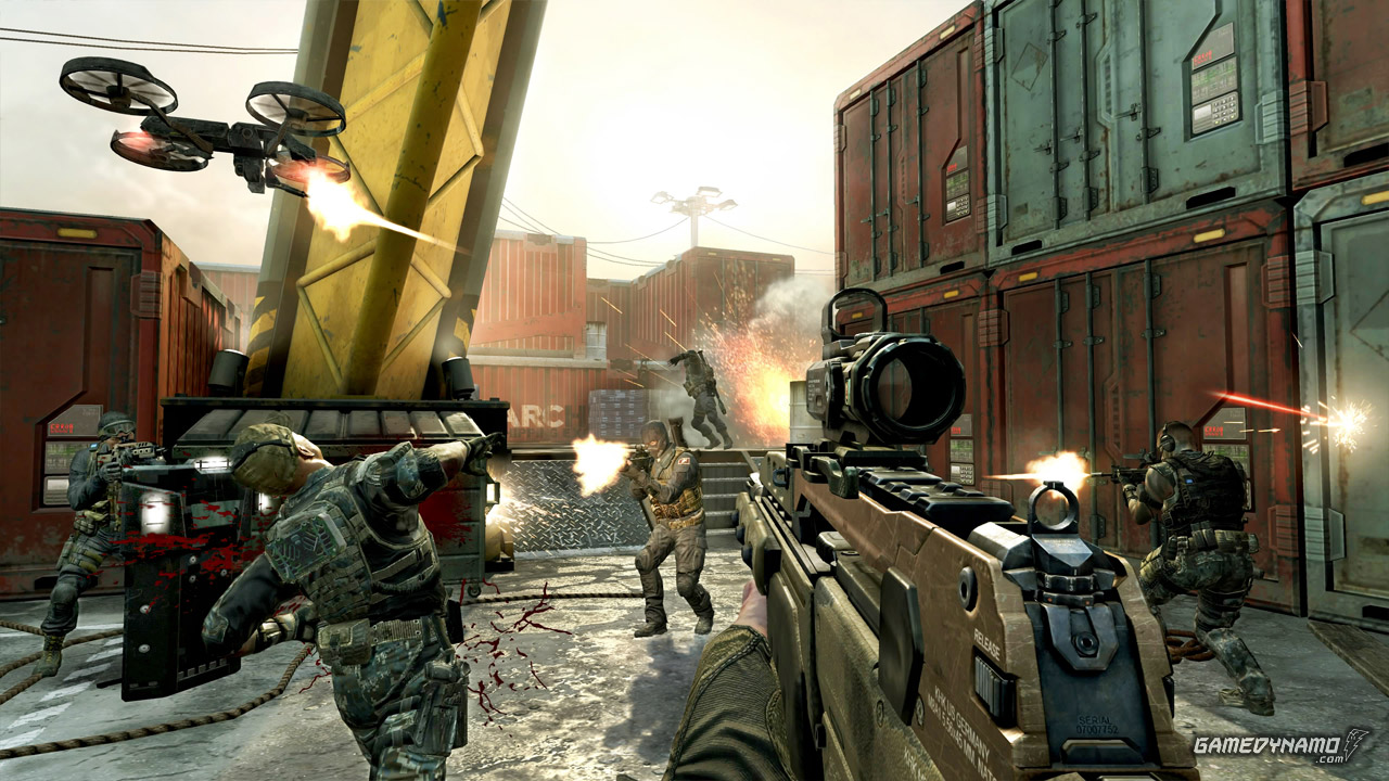 Nintendo Wii U Launch Game Review Round-up: Call of Duty: Black Ops II