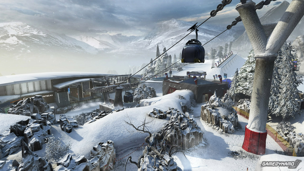 Call of Duty: Black Ops II Revolution DLC (PC, PS3, Wii, Wii U, Xbox 360)