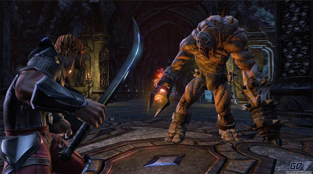The Elder Scrolls Online (PC) Preview Screenshots