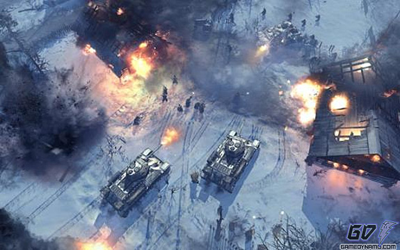 Company of Heroes 2 screenshots (RTS, Relic, THQ, COH2)