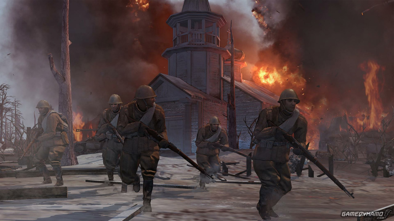 Preview Guide: Top Video Games to Look Forward to in 2013 - Company of Heroes 2