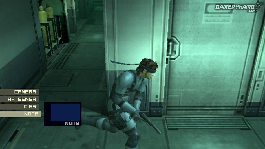 Metal Gear Solid HD Collection (Vita) Screenshots