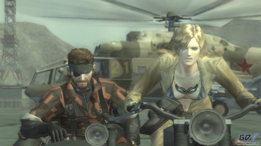 Metal Gear Solid HD Collection (PS Vita) Review Screenshots