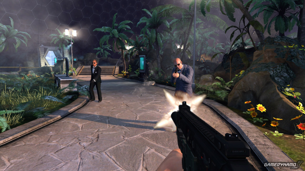 007 Legends (PS3, Xbox 360) Preview Screenshots