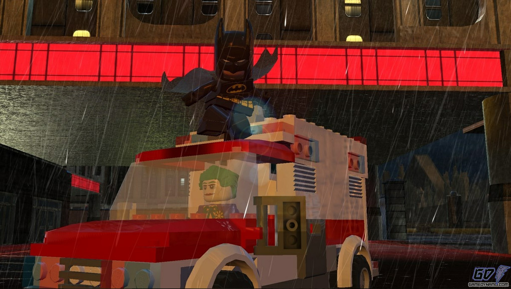 LEGO Batman 2: DC Super Heroes (Nintendo Wii, PS3, Xbox 360) Review Screenshots