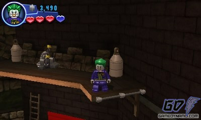 LEGO Batman 2: DC Super Heroes (Nintendo 3DS, PS Vita) Review Screenshots