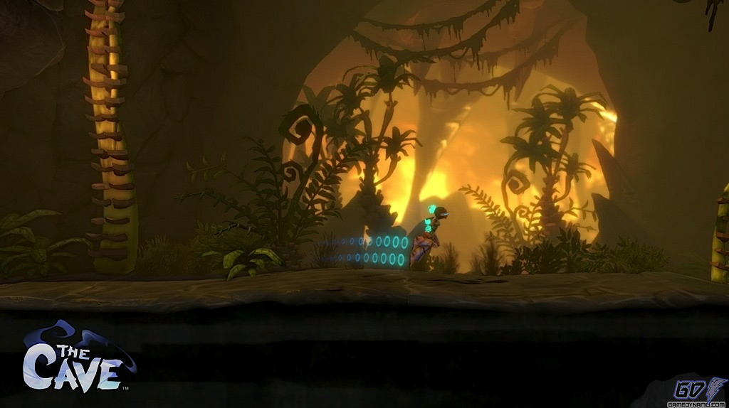 The Cave (PC, PS3, Xbox 360) Feature Screenshots