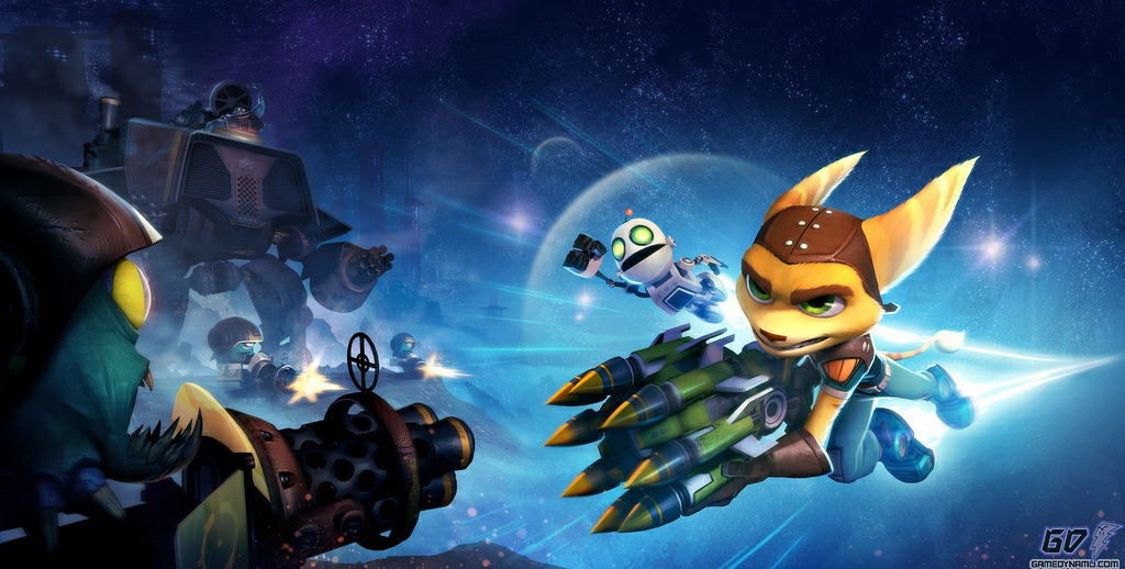 Ratchet & Clank: Full Frontal Assault screenshots (Insomniac, Sony, PS3, PSN)