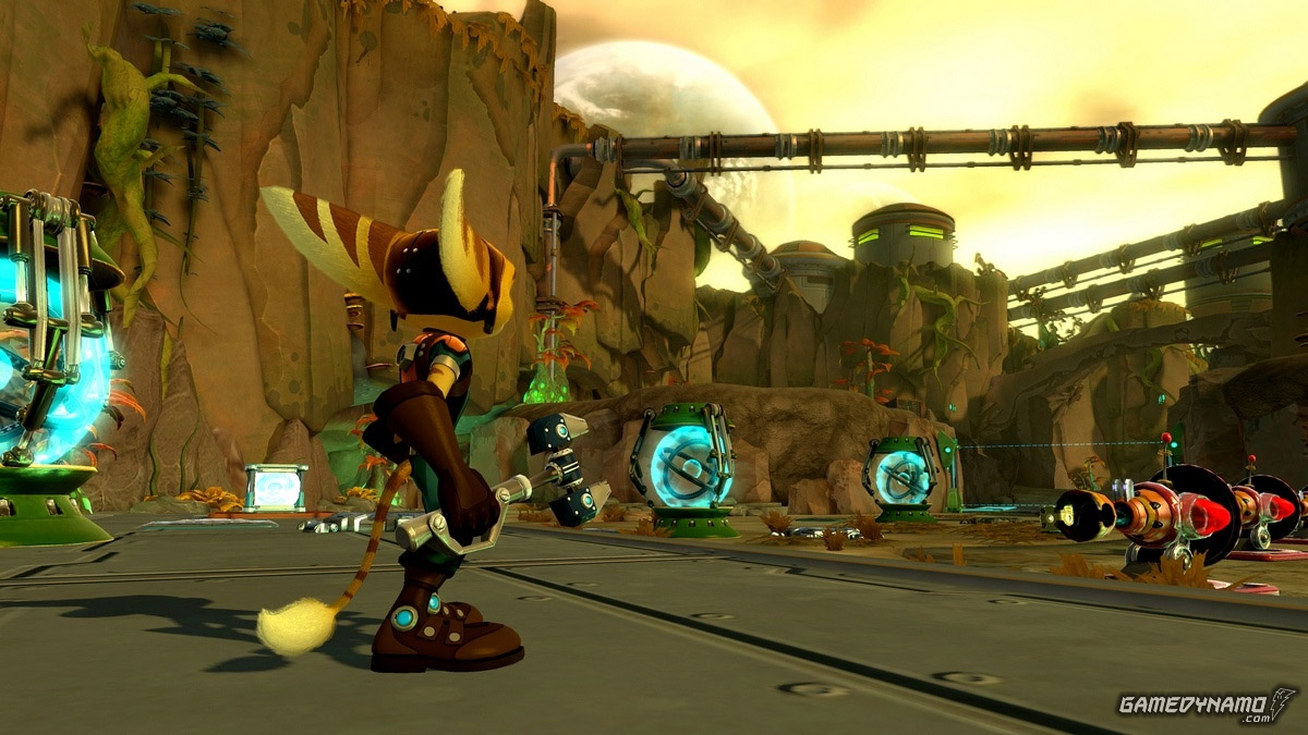 ratchet and clank full frontal assault ps3 screenshots 6 Ratchet and Clank Full | Frontal Assault | USA [ PS3 ]