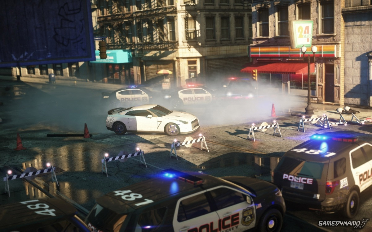 Need for Speed: Most Wanted (PC, PS3, Xbox 360) Preview Screenshots